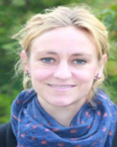 Rikke Ørnberg : Afdelingsleder børnehave og basis